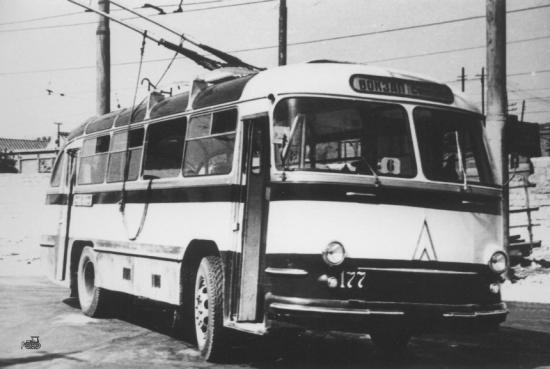 Троллейбус спас людей от гибели