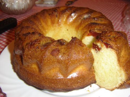 Пирог с айвовым вареньем рецепты