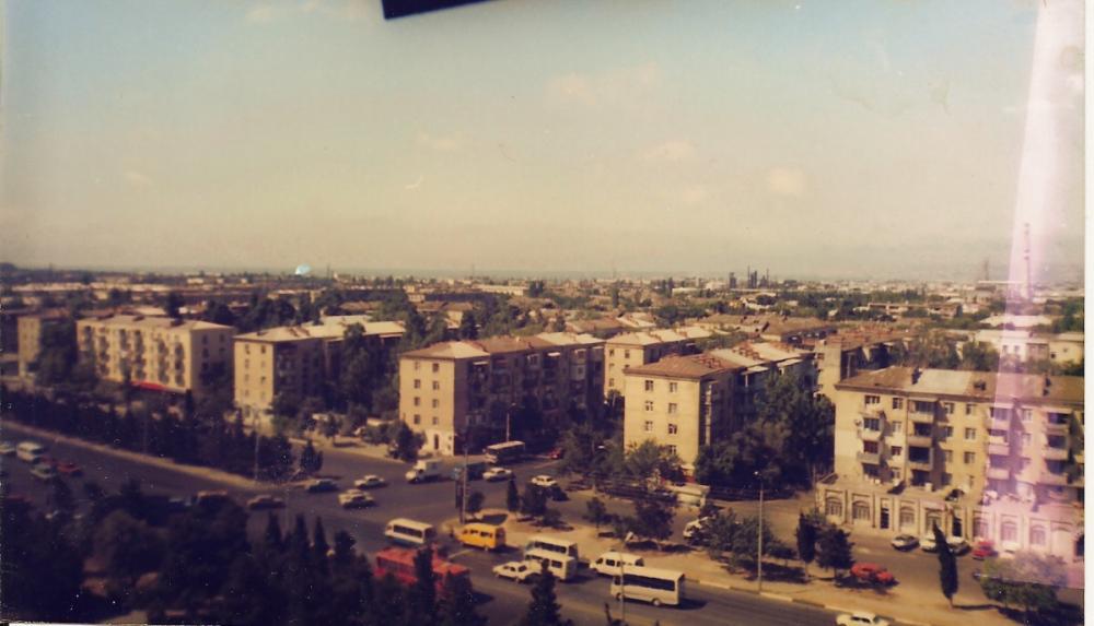 Баку Фотографии  8 км   bakuru